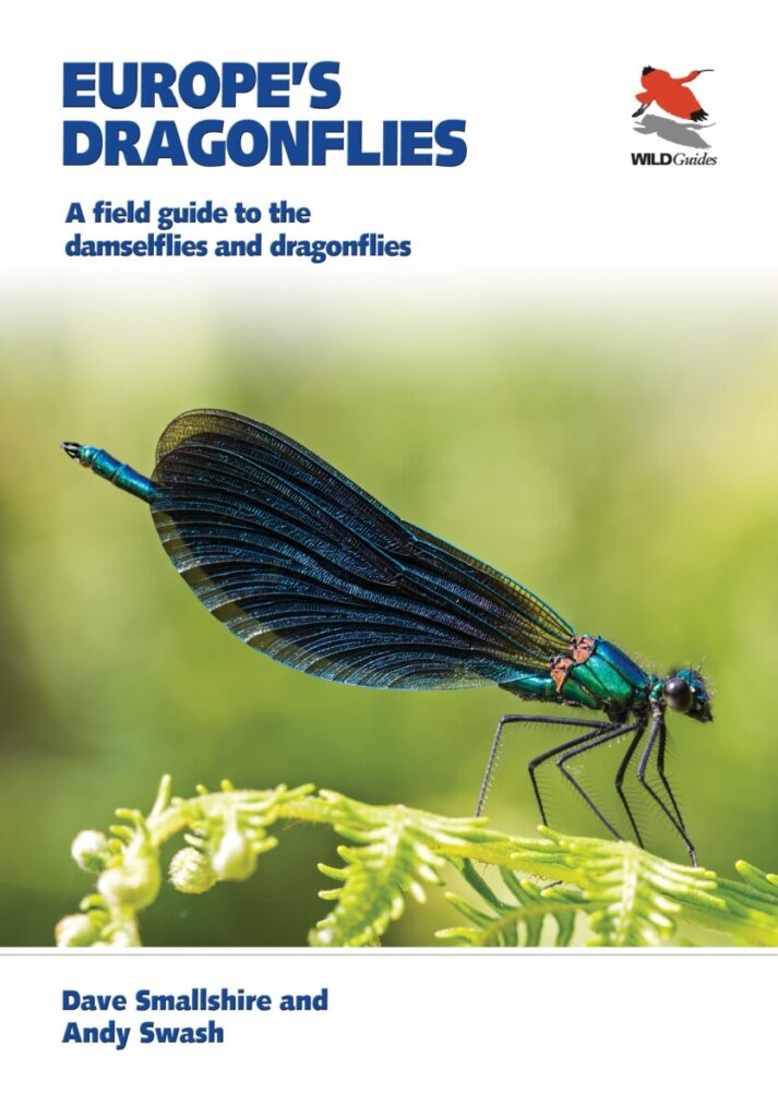 Book Must Have: Europe's Dragonflies